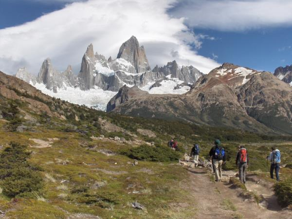 Patagonia national parks vacation