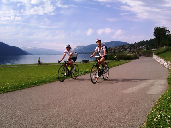 French Alps cycling vacations, Geneva to Annecy