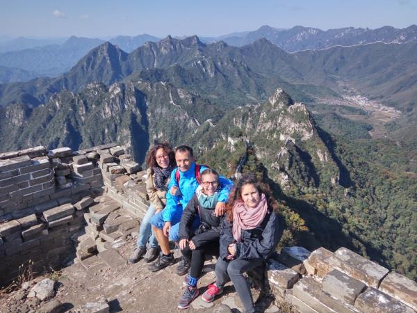 China culture & hiking vacation