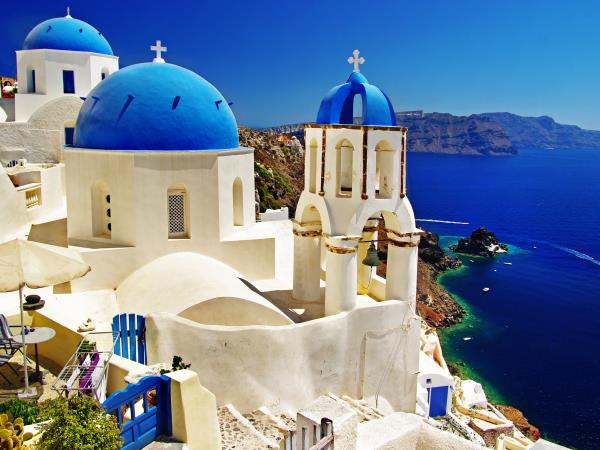 Ancient Greece & beach vacation, small group