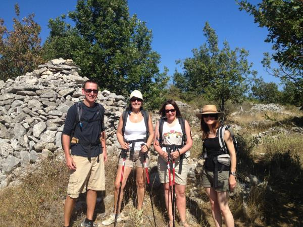 French Riviera guided hiking vacation