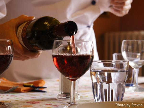 Short break Italian cooking & wine tasting holiday