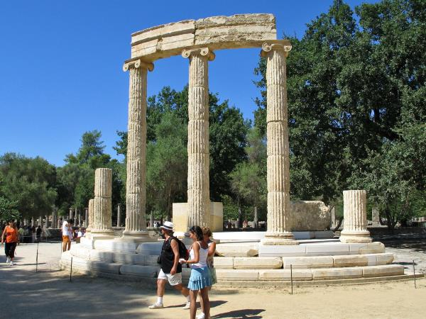 Greece self drive adventure vacation, the Peloponnese