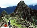 Family teenager vacation in Peru