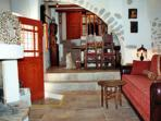 Crete villa accommodation sleeping 6, Greece