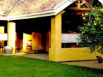 Rural villa accommodation in Sri Lanka