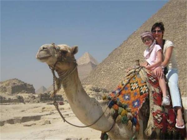 Egypt family vacation, Feluccas & Pharaohs