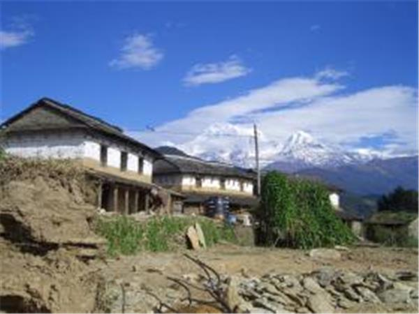 Annapurna South and Dhaulagiri trekking holiday