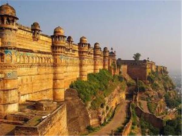 Central India tour