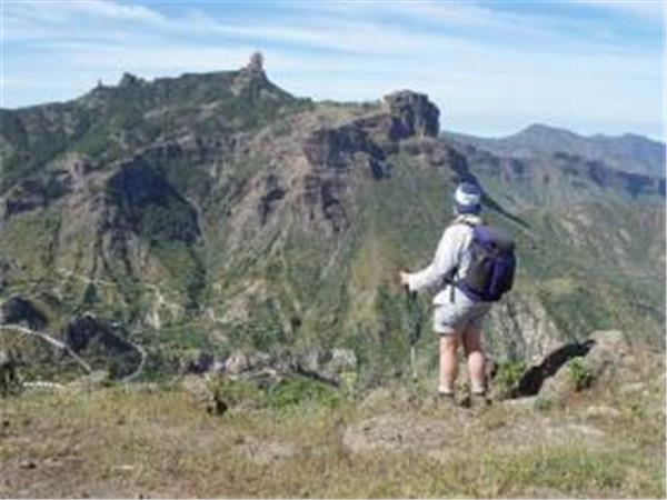 Gran Canaria hiking vacation
