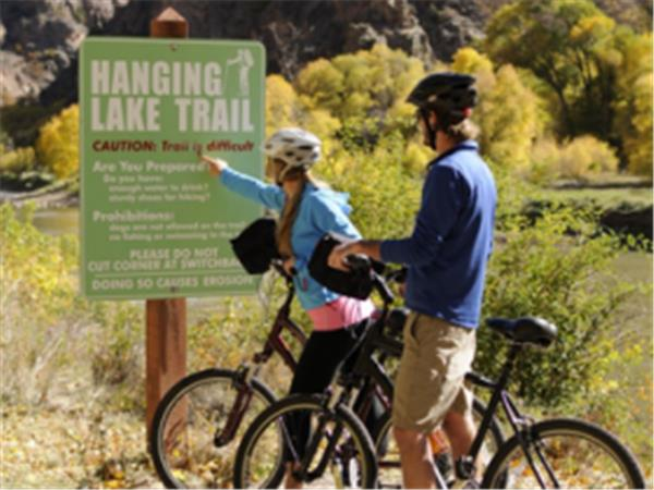 Glenwood Springs cycle hire & bike tours, Colorado, USA