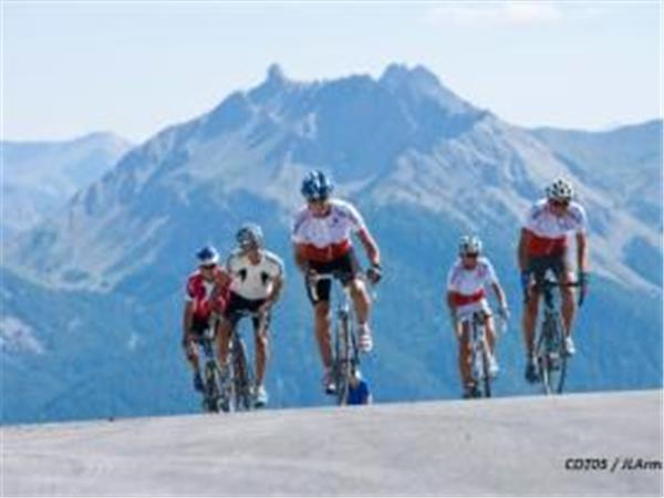 French Alps biking vacation