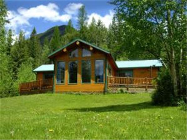 Rocky Mountain vacation accommodation
