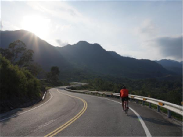 Taiwan cycling tour