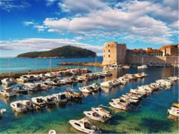 Croatia island hopping vacation, Dalmatian odyssey