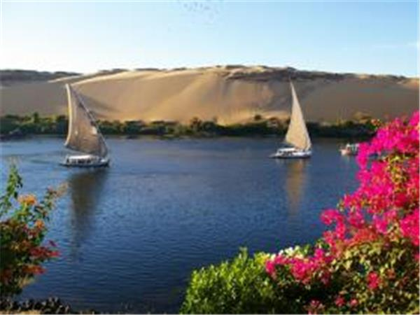 Egypt culture vacation and River Nile cruise