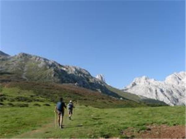 Picos de Europa hiking vacation, Spain