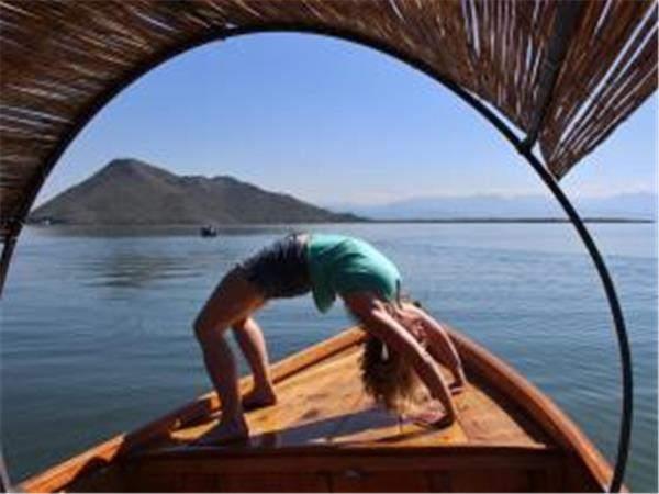 Montenegro yoga vacation