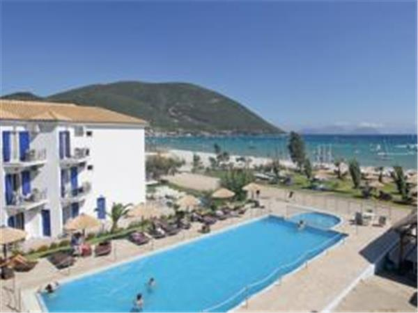Greece multi activity vacation in Vassiliki, hotel based
