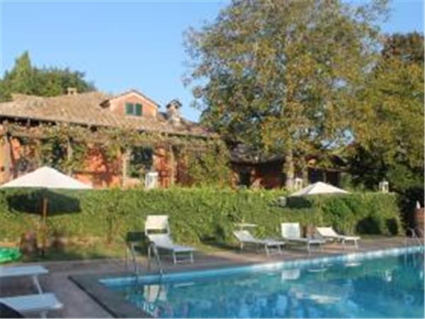 Yoga retreat near Rome, Italy