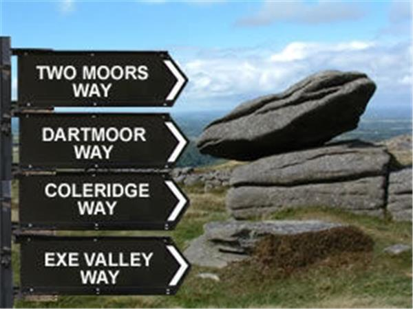 Dartmoor & Exmoor self guided walking vacation, England