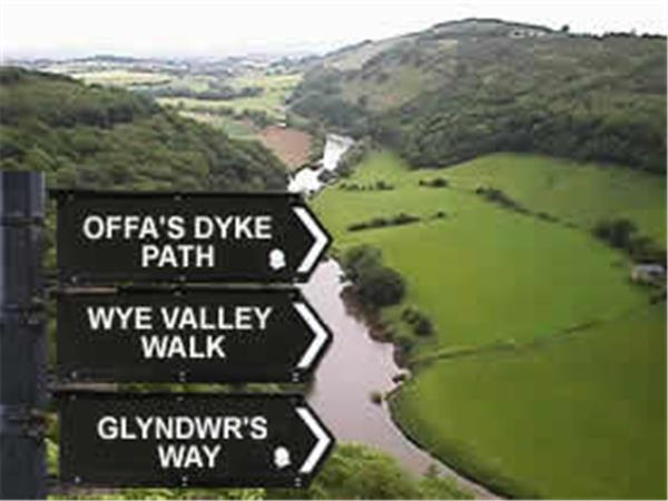 Self guided walking vacation in Wales
