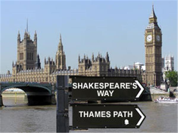 Shakespeares Way & Thames Path walking vacation