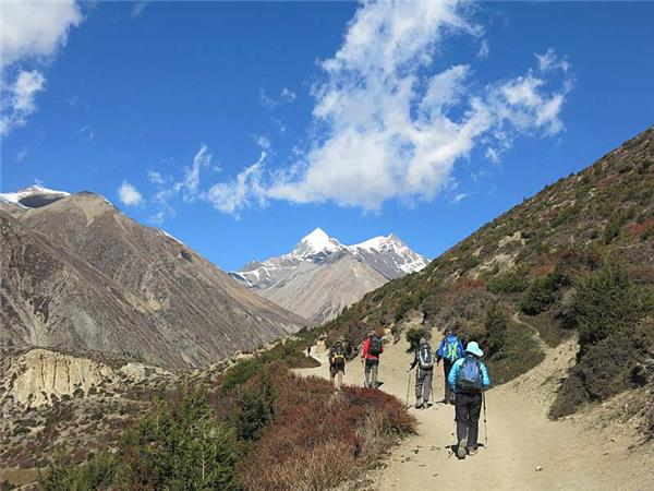 Mini Annapurna circut trek in Nepal