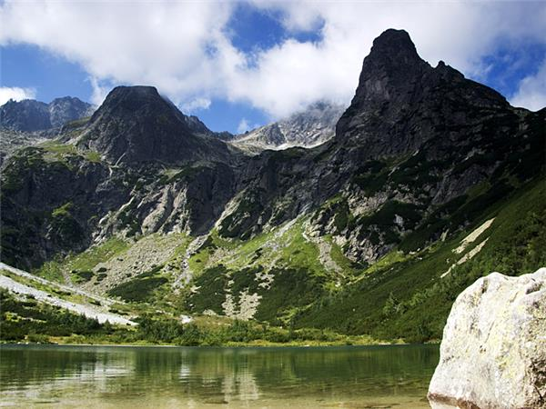 Poland hiking vacation in the High Tatras