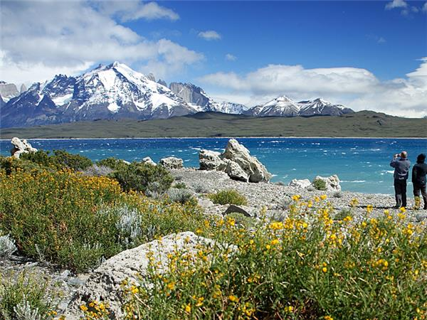 Patagonia walking vacation in Chile