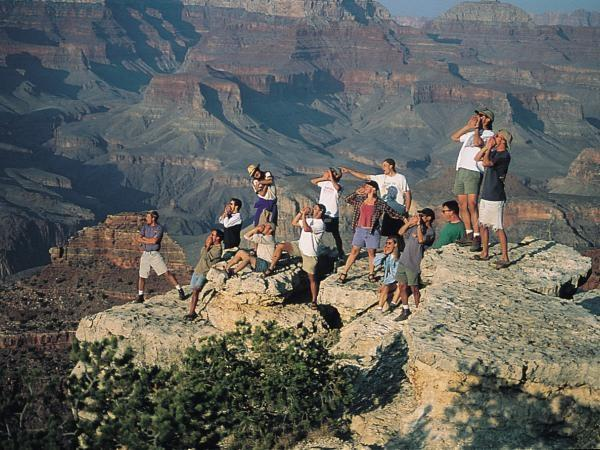 American West family adventure vacation