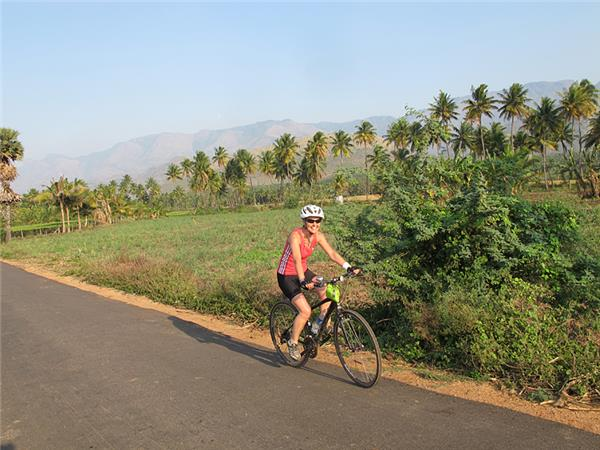 Chennai to Kochin biking vacation across India