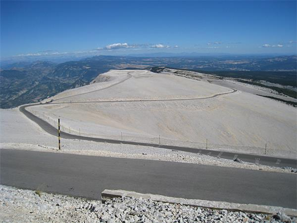 Mont Ventoux cycling weekend in France