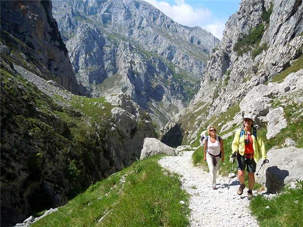 Picos activity vacation in Spain