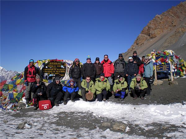 Annapurna Circuit trekking vacation