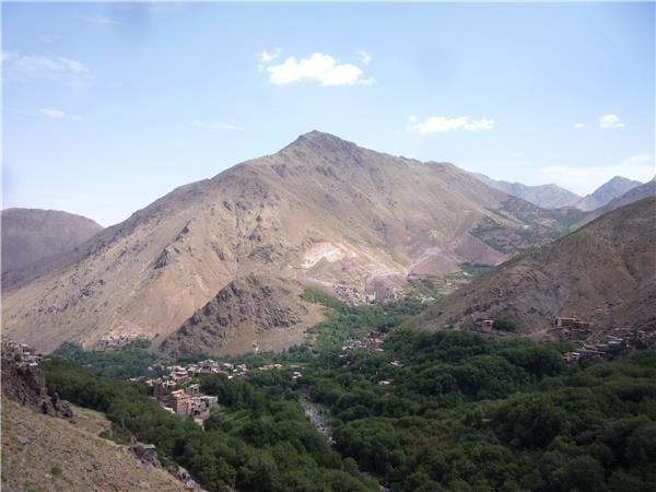 Atlas Mountains trekking tour, Morocco