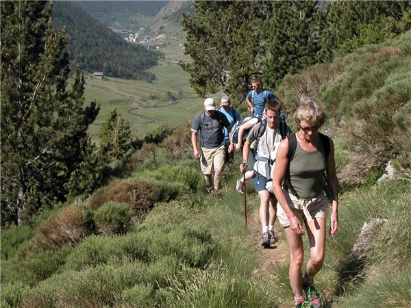 Pyrenees activity vacation