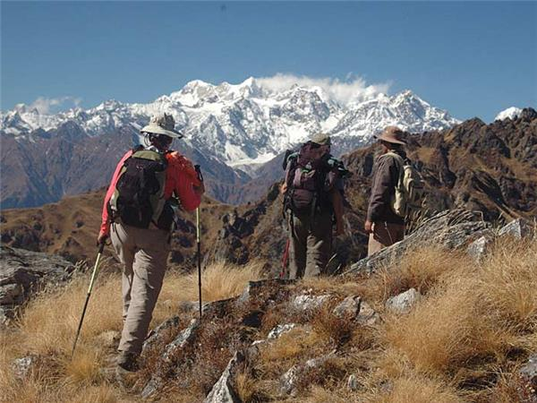 Indian Himalaya trekking vacation