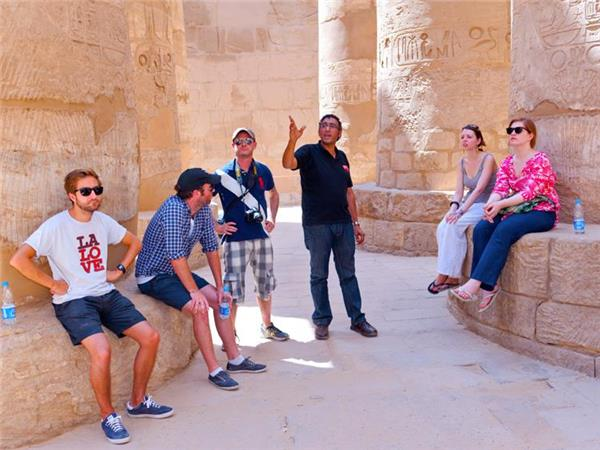 Egypt cultural vacation, small group