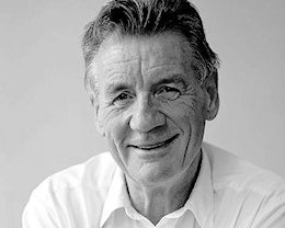 Michael Palin, Awards supporter