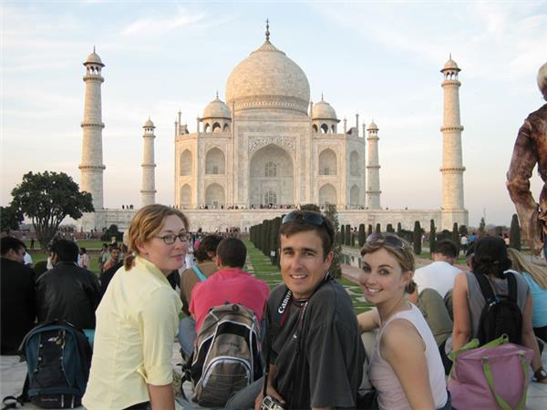 North India small group tour