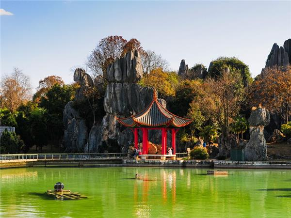China to Laos overland truck tour