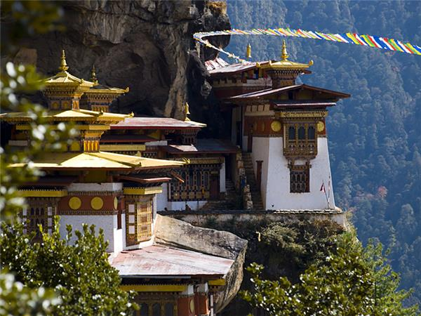Bumthang Valley hiking vacation in Bhutan