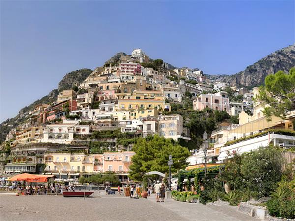 Amalfi Coast walking vacation, Italy