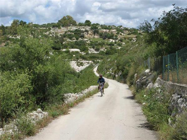 Sicily cycling holiday in Italy