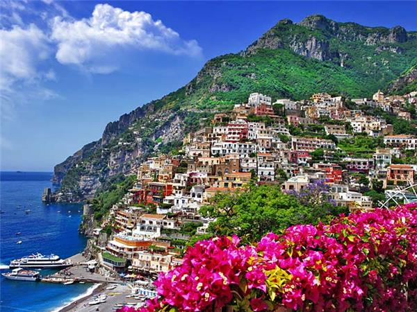 Amalfi Coast and Bay of Naples vacations
