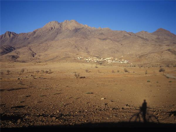 Morocco cycling vacation