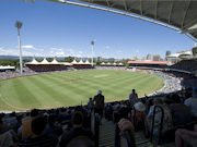 Adelaide Cricket grounds, South Australia. Photo by South Australia Tourist Board