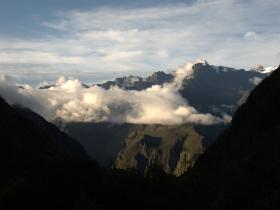 Views on the Inca Trail