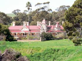 Historic Homestead nr Clare Valley, Flinders Ranges, South Australia